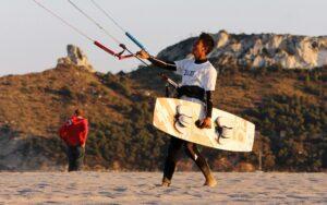 Kite Surf en Sardaigne