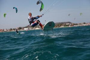 Kiteboard Race Cagliari Sardaigne