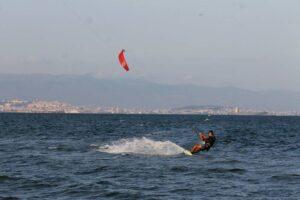 Kitesurf Petrol Beach Cagliari Sardaigne