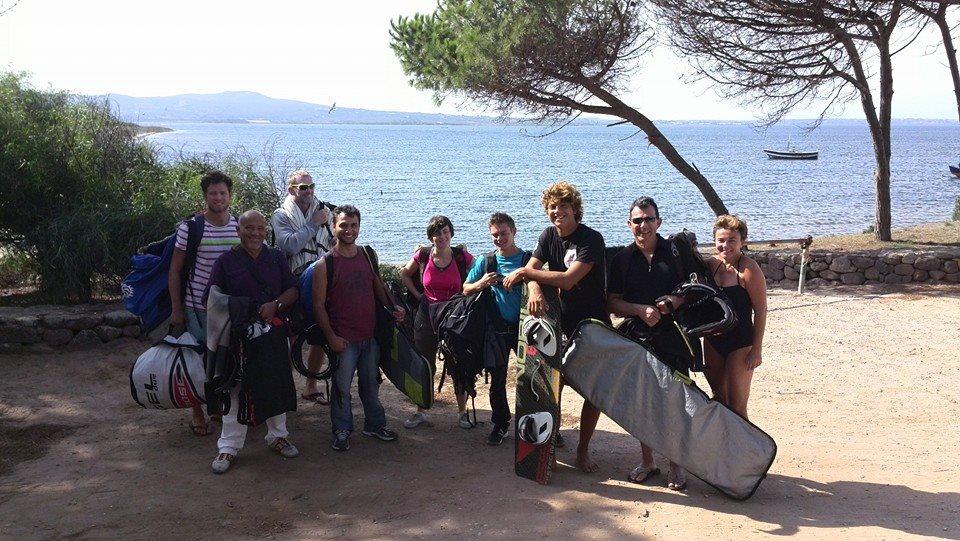 Vacance Kitesurf Sardaigne