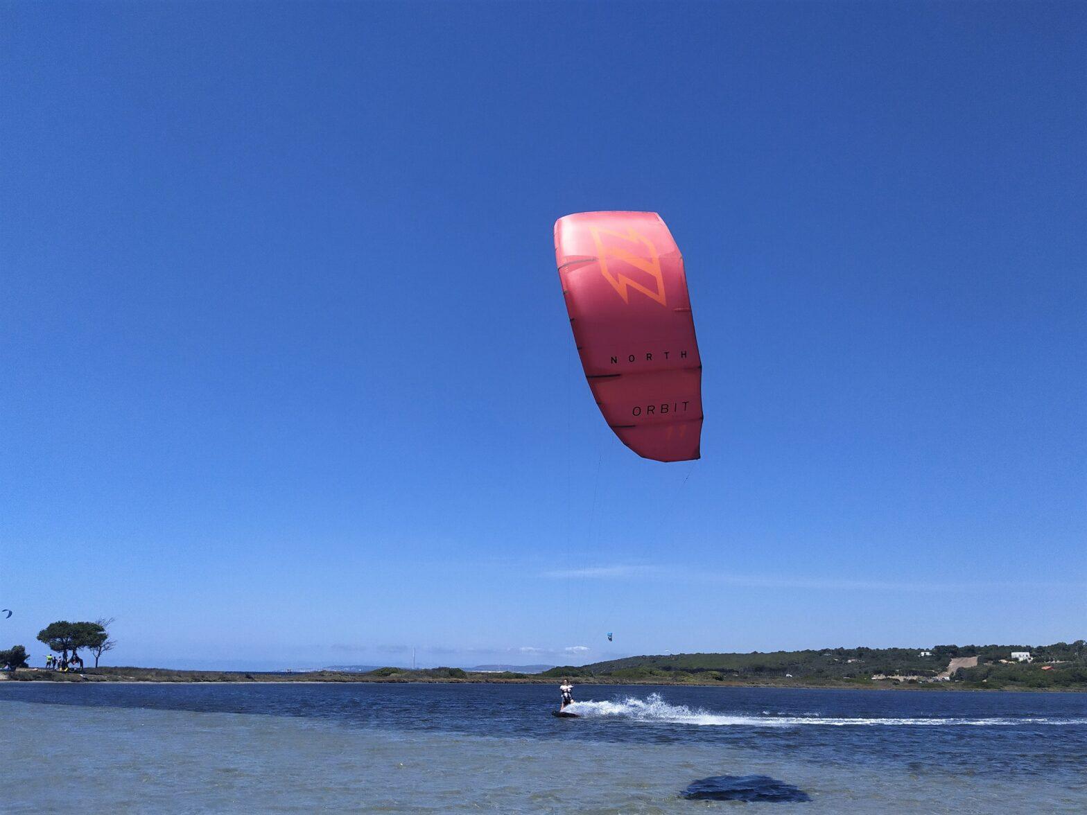 dove fare kitesurf in Sardegna nei migliori kite spot