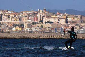 Kite Lernen Sardinien Kite Kurs in Cagliari
