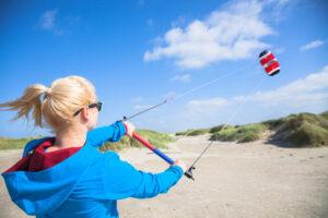 Kite Trainer Kitesurf Lernen auf Sardinien
