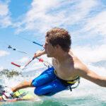 Kitesurf in Sardinien