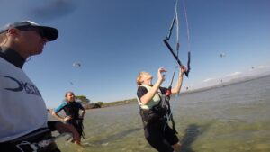 Kite Lessons in Sardinia