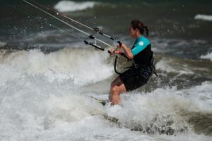 Learn to Kitesurf in Sardinia