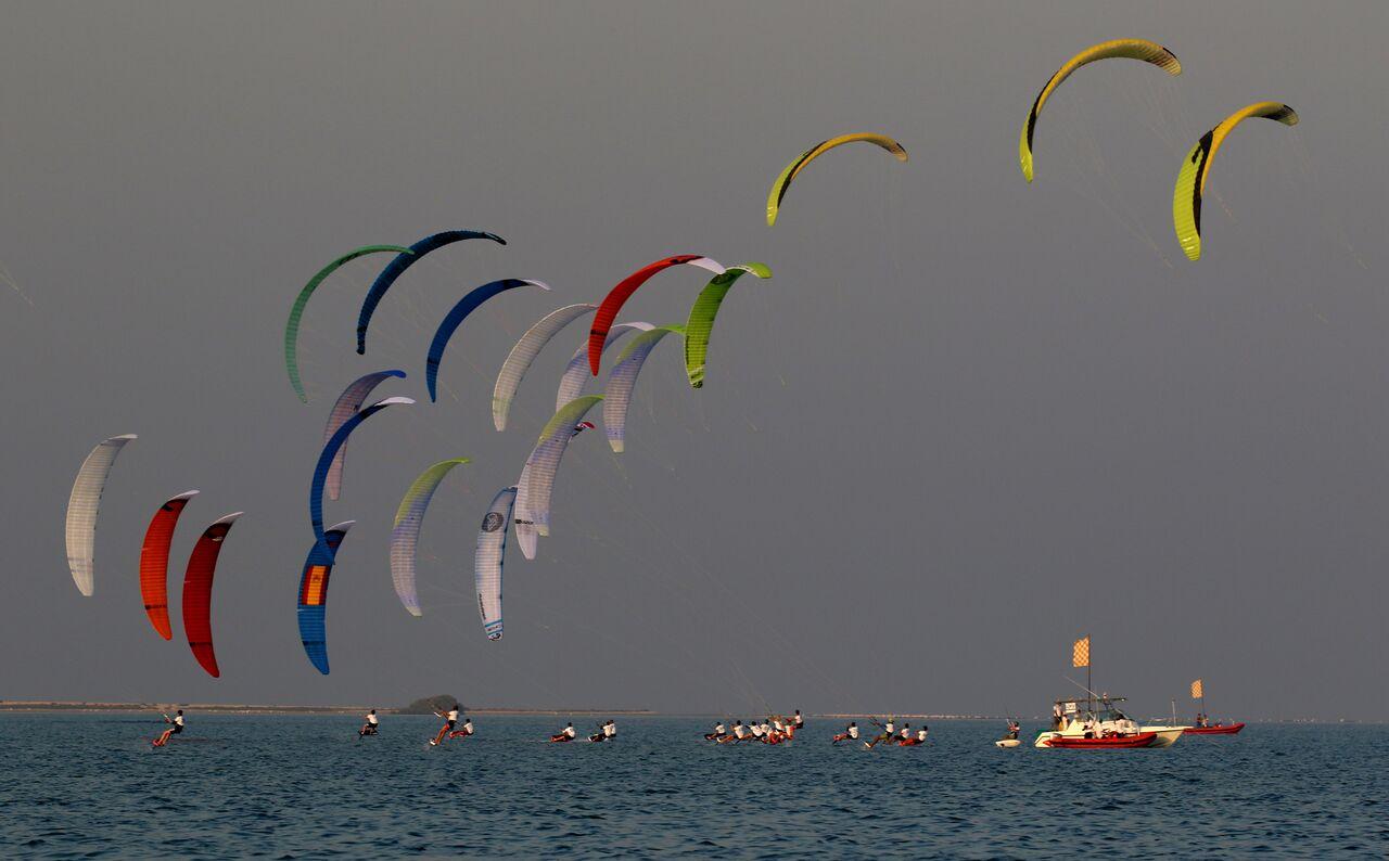 Kiteboarding Sardinia - Kite Foil in Cagliari